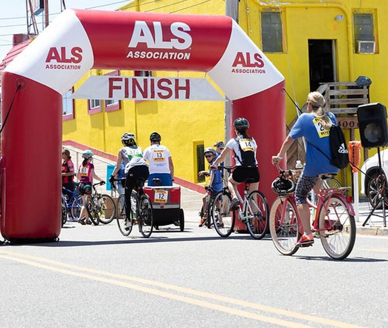 The Ride to Defeat ALS Invites Cycling Enthusiasts of All Ages and Skill Levels to Ride their Way for ALS Care and Research